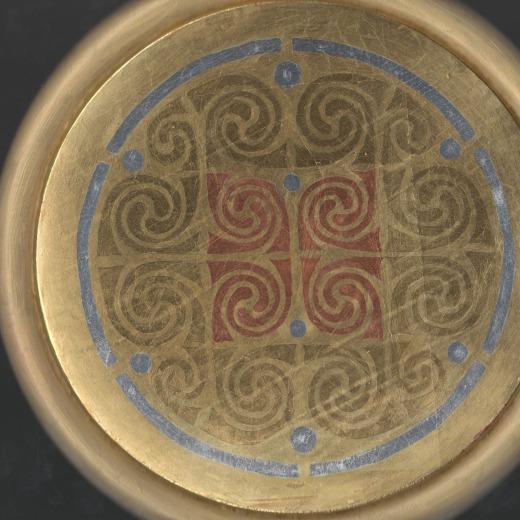 Shiny spirals